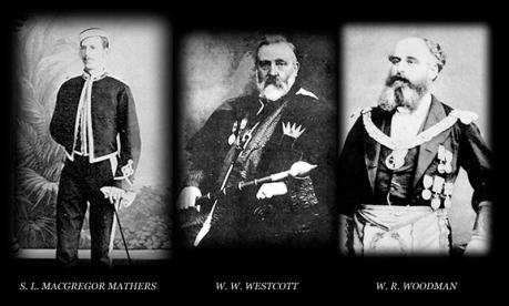 fondatori Hermetic Order of the Golden Dawn